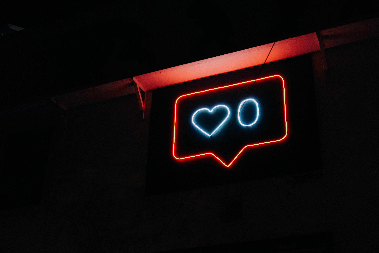 Like sign